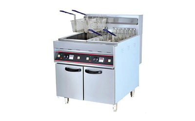 Twin Basket Deep Fat Fryer