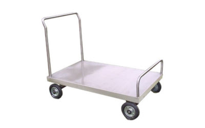 Platform Trolley for material transportation