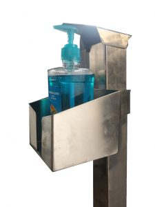 Sanitizer Dispenser Stand