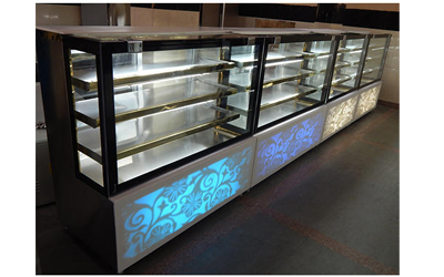 Korean Display Cabinets