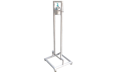 MS – Sanitizer Dispenser Stand