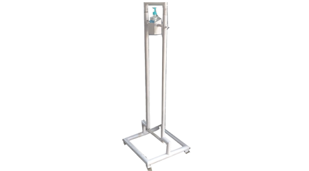 MS – Sanitizer Dispenser Stand